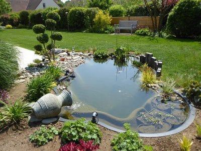 Tout savoir sur les bassins de jardin