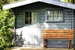 Quels sont les avantages des abris de jardin en métal ?