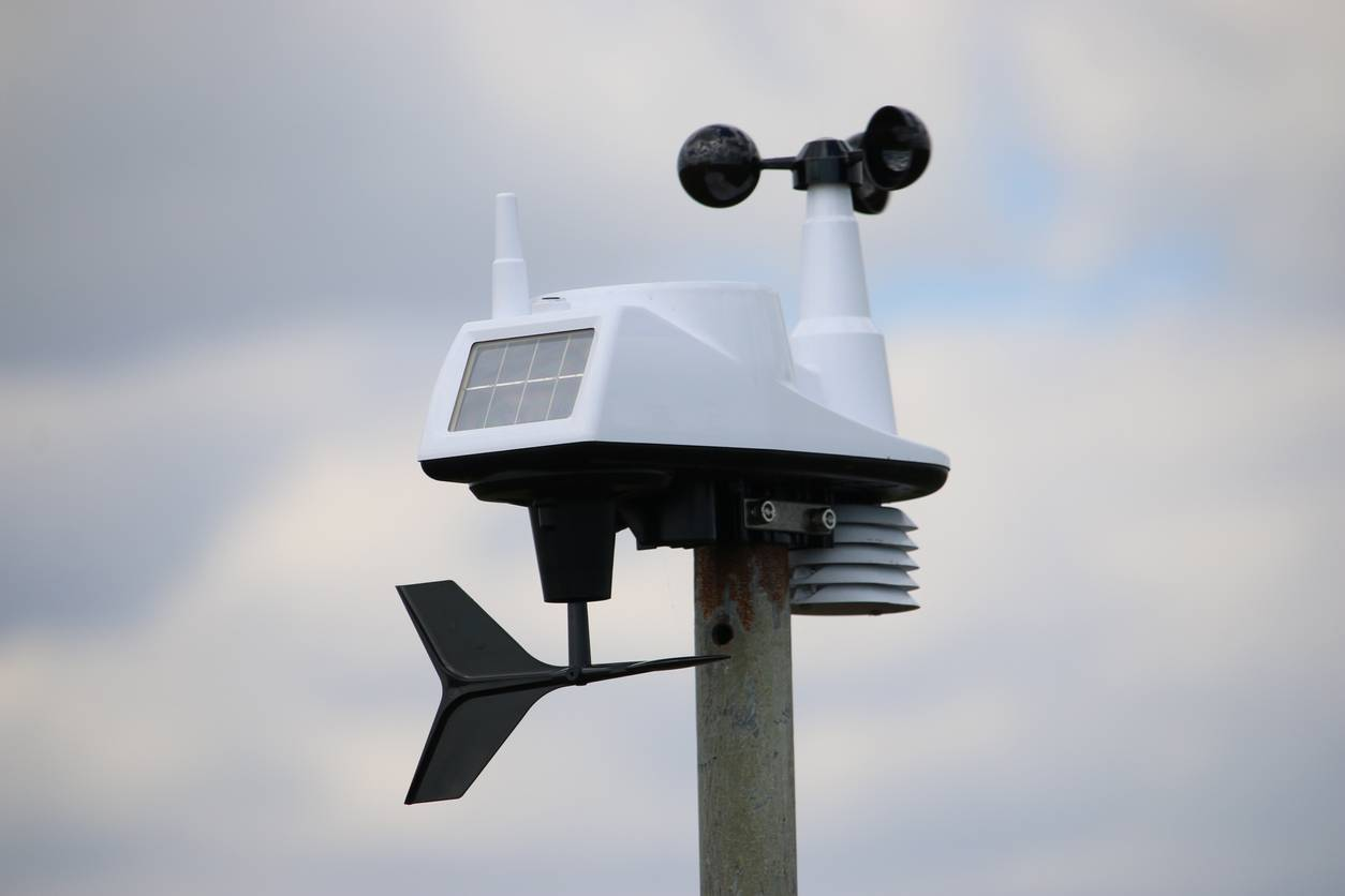 station météorologique professionnelle
